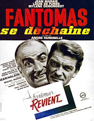 Fantomas Unleashed (1965)