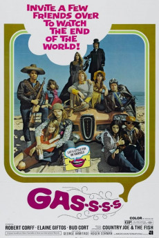 Gas! -Or- It Became Necessary to Destroy the World in Order to Save It. (1970)