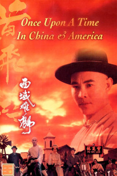 Once Upon a Time in China and America