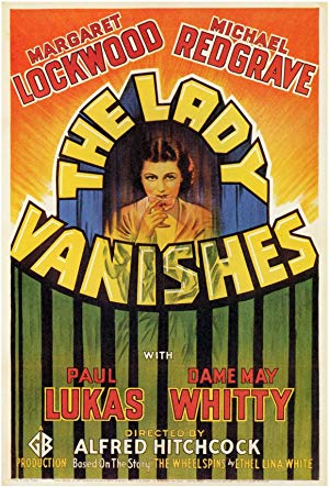 The Lady Vanishes (1938)