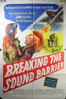 The Sound Barrier (1952)
