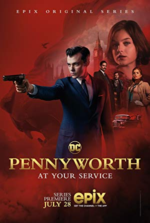 Pennyworth (2019–)